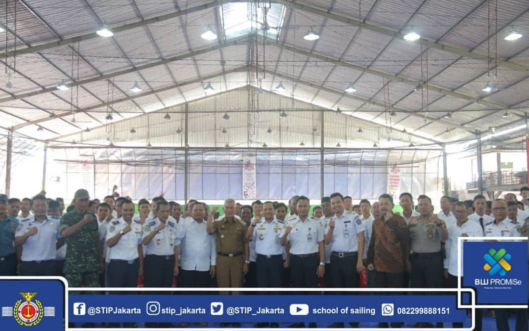 STIP Jakarta Held DPM at Meranti Regency
