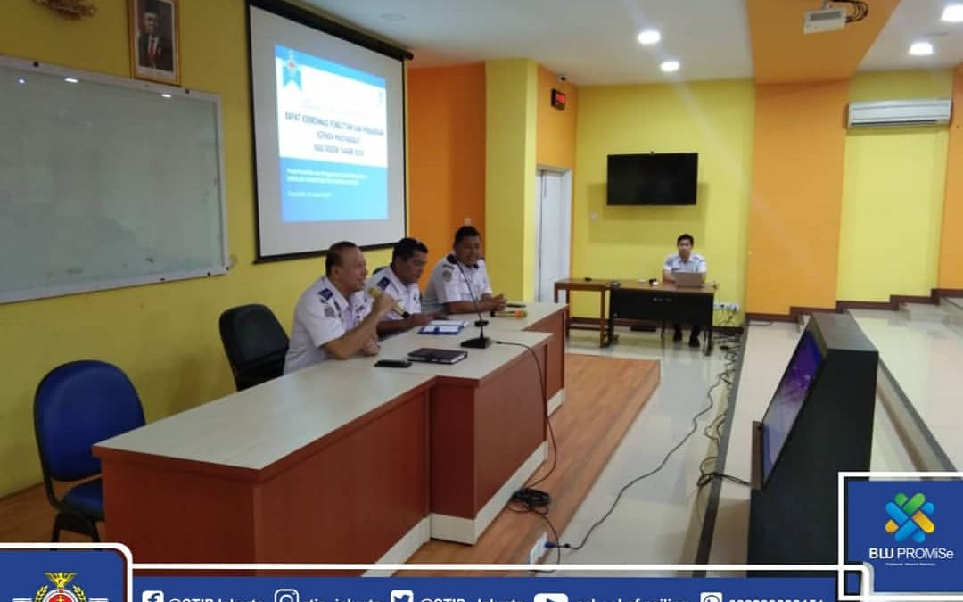Dissemination of Research and Community Service Center STIP Jakarta