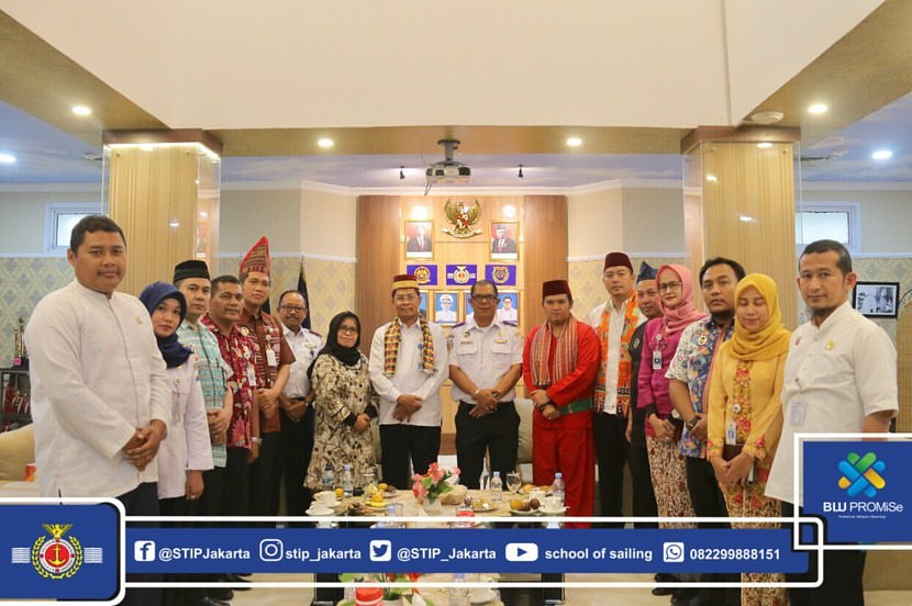 Improving DPM 2020 Quality, STIP Jakarta Makes Synergy with KSOPs and Maritime Schools