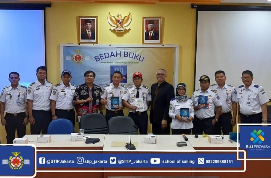 Bedah Buku STIP Jakarta