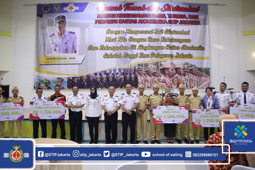 Courteus and Friendly Gathering of STIP Jakarta Student Officers