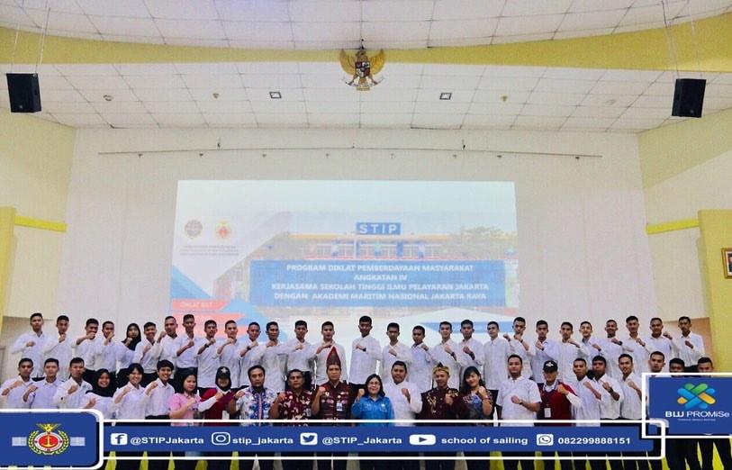 Tingkatkan Keterampilan Masyarakat, STIP Jakarta Gelar DPM ke-4 Tahun 2020