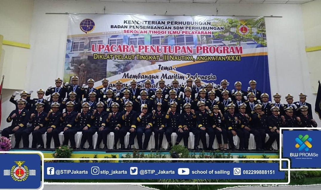 The Principal of STIP Close Nautical Kindergarten Seafarers Training Level III Batch XXXI