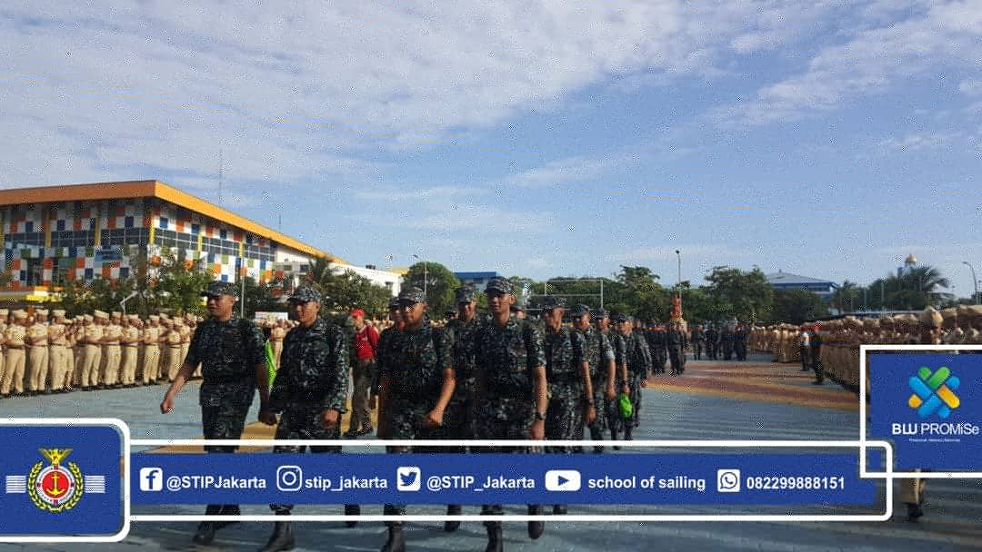 Vice Principal III Led the Disengagement of 76 Post-Trained Cadets Batch 59 (2nd Period) to Participate in the Redisciplinary Activity