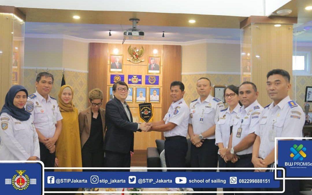 CMA CGM Begins Collaboration with STIP Jakarta