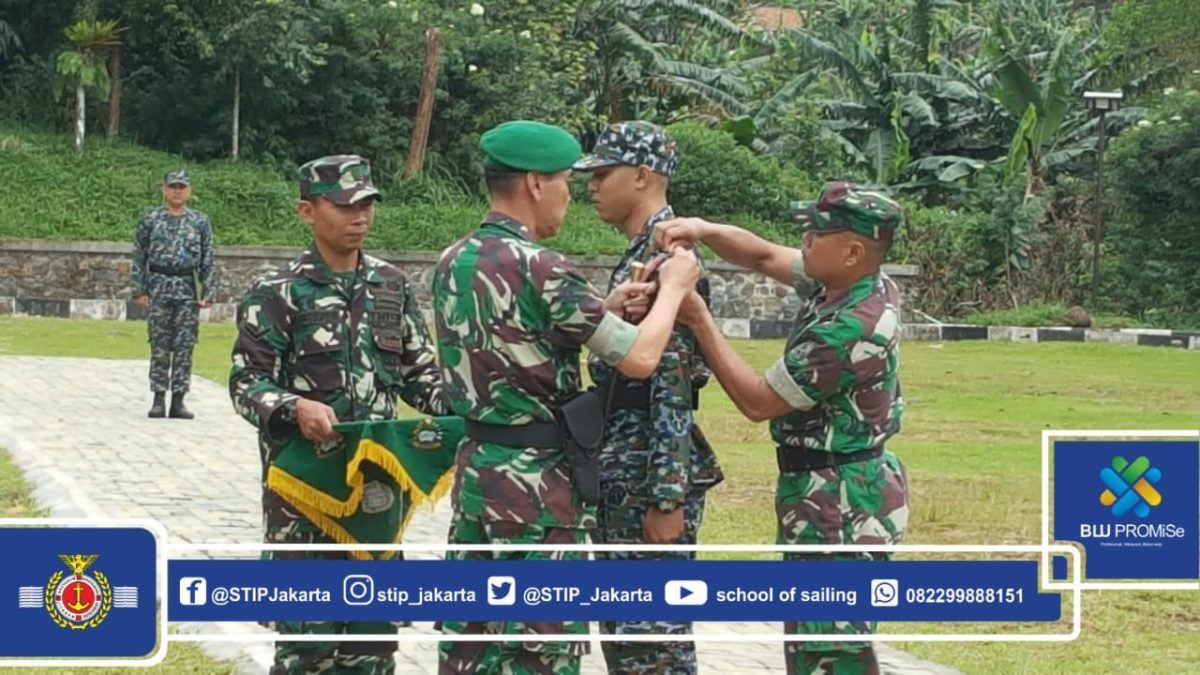 76 STIP Cadets Batch 59 2nd Period Improve Their Discipline on Rindam Jaya Army Combat Training and Education Center