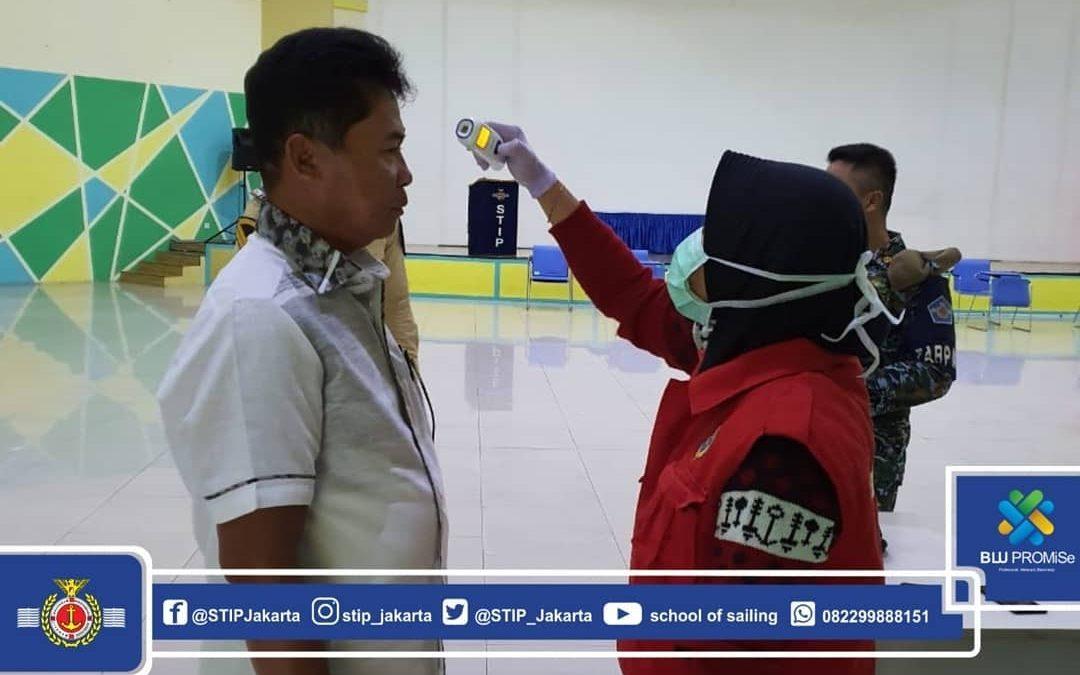 Langkah Pencegahan COVID-19 STIP Jakarta